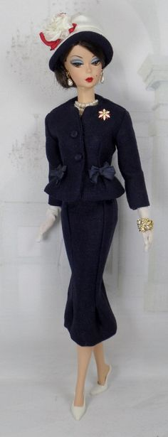 Royal Navy for Silkstone Barbie and Victoire by MatisseFashions
