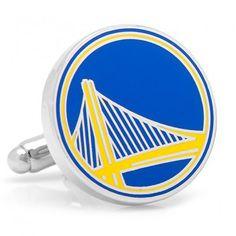 Golden State Warriors Cufflinks Nba Golden State Warriors 2eac30ca3