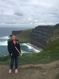 """July 7, 2016: """"Study Abroad in Dublin: 6 Cliffs of Moher & Kylemore Abbey Bus Tour Tips."""" capa.org/dublin"""
