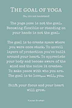 Wisdom by the wonderful Rachel Brathen Yoga Quotes. True yoga is not about the shape of your body, but the shape of your life. Yoga is not to be performed yoga is to be lived. Yin Yoga, Yoga Meditation, Yoga Mantras, Yoga Flow, Namaste Yoga, Vinyasa Yoga, Ashtanga Yoga, Bikram Yoga, Iyengar Yoga