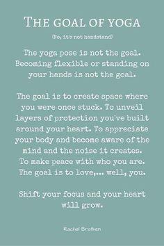 Wisdom by the wonderful Rachel Brathen Yoga Quotes. True yoga is not about the shape of your body, but the shape of your life. Yoga is not to be performed yoga is to be lived. Yoga Meditation, Yoga Yin, Sup Yoga, Yoga Flow, Namaste Yoga, Vinyasa Yoga, Ashtanga Yoga, Bikram Yoga, Iyengar Yoga