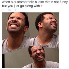 On laughing to keep from crying: | 25 Pictures That Will Give Retail Workers Intense Flashbacks