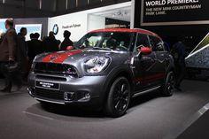 2015 Geneva Motor Show: 2015 MINI Countryman Park Lane