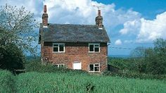 Exterior view of Wicket Nook Cottage, Ashby-de-la-Zouch, Leicestershire, United Kingdom