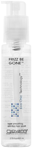 $8.95 Giovanni Cosmetics   Eco Chic® Hair Care - Frizz Be Gone  Might want to try this when my mousse runs out:)