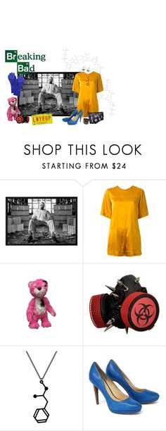 """""""Breaking Bad"""" by tiffyg2133 ❤ liked on Polyvore featuring Manning Cartell, GAS Jeans and Cole Haan"""