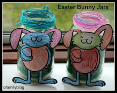 #easter bunny mason jar designs #easter candy jars #easter crafts #easter jars #easter wreaths #how to paint mason jars #mason jar craft ideas #mason jar easter basket #mason jar valentine crafts