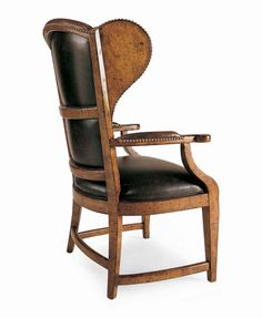 shop for century furniture consulate game chair 3255 and other