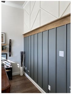 Young House Love, Wood Accents, Wood Accent Walls, Kitchen Accent Walls, Painting Accent Walls, Black Accent Walls, Bedroom Wall, Accent Wall Nursery, Accent Wall Decor