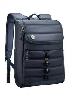 Focused Space - The Commander Backpack in Black #backpacks #accessories #commuter #unisex #gear