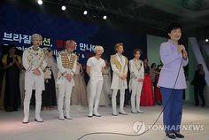 Shinee fashion passion event Brazil いろいろLQでupし甲斐がない・・・とりあえず チョンはここでジャケは着とかないといけない気がする