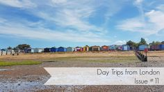 Globetrotter Postcards: Day trip from London: London to Whitstable