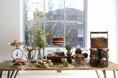 Candy Bar & Sweet Tables Accessory Hire
