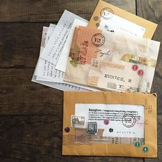 INCOMING • Gorgeous Mail that I have been waiting for!!