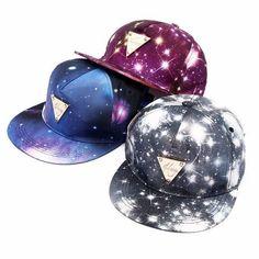 bc3af5a2ca4 Women Floral Flower Snapback Hip-Hop Hat Flat Galaxy Adjustable Baseball Cap