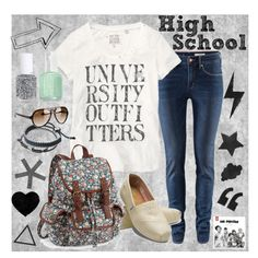 Cute for school/casual day.a everyday for me 😂 Weird Fashion, Teen Fashion, Fashion Outfits, Winter Outfits, Cool Outfits, High School Outfits, Country Outfits, Casual Wear, Plus Size Fashion