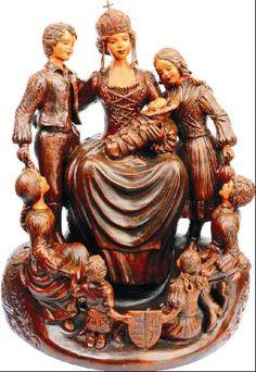Hungarian Women, Buddha, Lion Sculpture, Urban, Art, Style, Google, Life, Statues