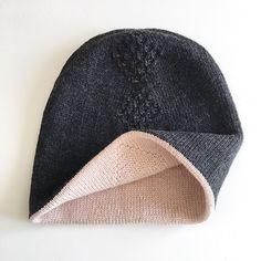 Ravelry: Three Diamonds Double Hat pattern by Tanya Mulokas