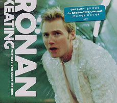 "For Sale - Ronan Keating The Way You Make Me Feel Korea  CD single (CD5 / 5"") - See this and 250,000 other rare & vintage vinyl records, singles, LPs & CDs at http://991.com"