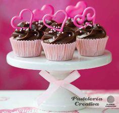 Fascículo 11 de Pastelería Creativa - Cupcakes con amor