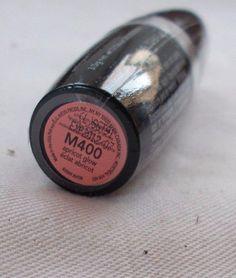 NOS Avon Smooth Minerals SPF 15 Apricot Glow Lipstick M400 #Avon