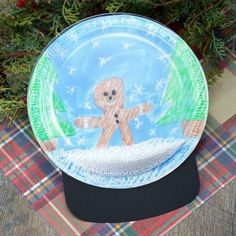 """Join 5 people right now at """"Easy and Cute Snowglobe Craft – Lesson Plans"""" #crafts #entertainment"""