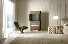 mueble para TV diseñado por Pacini & Cappellini