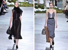 Auf der Fashion Week in New York überzeugt Hugo Boss wieder mit einer umwerfenden Herbst Winter Kollektion 2014/15.