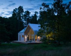 Mer Architects, Marc Goodwin · Gamla Villan