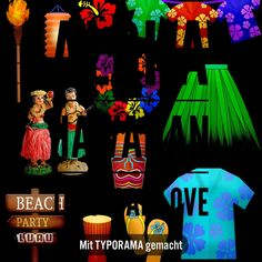 Tropical hawaii Love Luau, Hawaii, Tropical, Party, Movies, Movie Posters, Films, Film Poster, Parties
