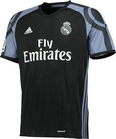 718dde93333 Real Madrid Alternate Kit 2016-17 Soccer Kits