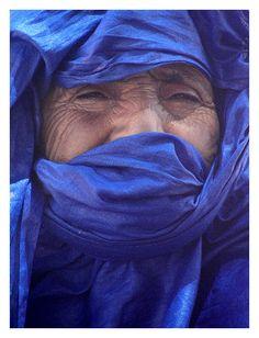 wise woman - Chinguetti, Adrar
