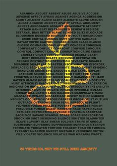 Amnesty International posters