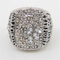 Bottom Price for 2010 Replica Ice Hockey Chicago Black Hawk Championship Ring for Fans