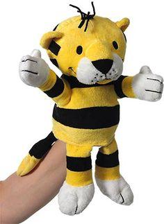 Trend heunec JANOSCH Handspielpuppe Tiger Pl schtiere Jetzt online kaufen windeln de