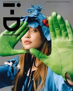 Gigi Hadid iD Magazine 2020 Maison Margiela Artisanal Cover Editorial Korean Magazine, Magazine Mode, Magazine Editorial, Editorial Fashion, Men Editorial, Model Magazine, Fashion Editor, Gigi Hadid, Posters Vintage