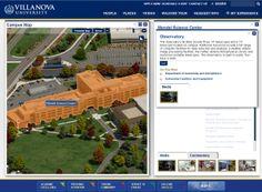 Villanova University Facility Panel