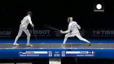 Francia y Rusia se coronan en los Campeonatos de Europa de esgrima