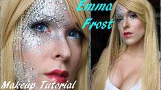 Emma Frost Makeup Tutorial