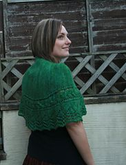 Forever More shawl - An amazingly soft and stunning shawl, knit especially for my Mum. http://www.ravelry.com/patterns/library/forever-more