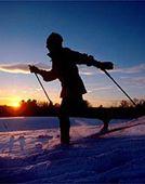 Kingdom Trails Association, near Burke, Vermont