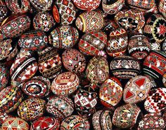 Как се правят украински великденски яйца - писанки (Pysanky) | Hobyto.com