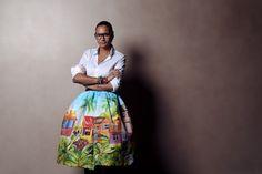 Vogue Fashion Dubai Experience - Designers Portraits