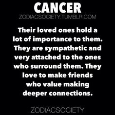 cancer-trait | Tumblr