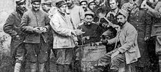 Catalan Volunteers fighting for the french in the Western Front, IWW, Belloy-en-Santerre, 1916 [604x270] Check this blog!
