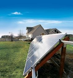 Choose DIY to Save Big on Solar Panels for Your Home! - Do It Yourself - MOTHER EARTH NEWS
