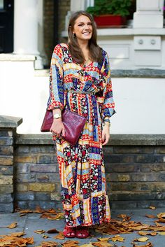 Freepeople Maxidress | Hippie Style With A City Twist