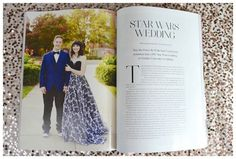 Very excited to announce that Crystal and Jonathan's Purdue University Star Wars wedding is featured in the current issue of Rock 'n Roll Bride! You guys need to pick up the magazine to see the feature along with so many other beautiful weddings! You can see a little sneak peek below! :) View the feature here:  http://ift.tt/2n78fuj View more of this wedding here: http://ift.tt/2mNZfOu Like Jasmine Norris Photography to like comment and to see more images. Feel free to tag share and use just…