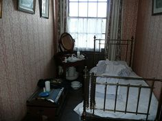 Victorian Housemaid's Bedroom | Flickr - Photo Sharing!