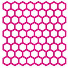 Free SVG and Studio file–Hexagon Background #Silhouette #Cameo #CutFile